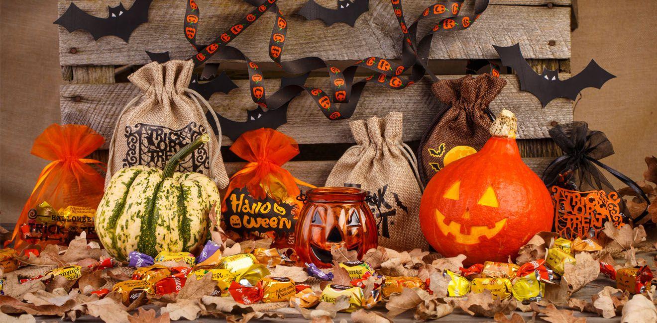 Halloween-Beutel