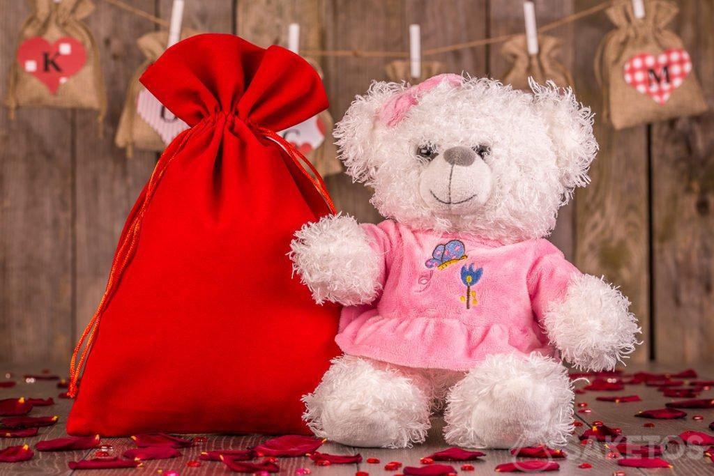 Sacs de Saint Valentin inspirations