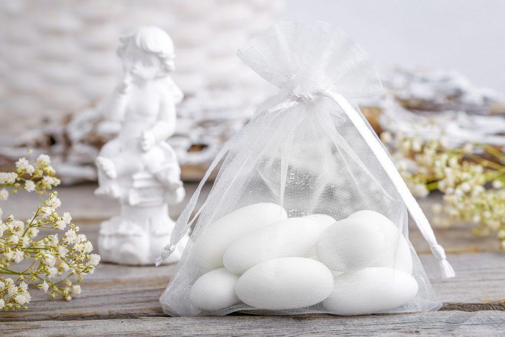 Emballages cadeaux de communion
