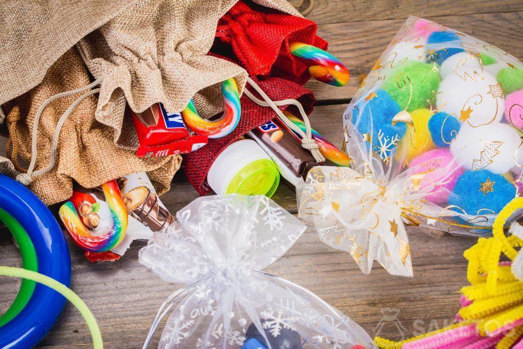 Les emballages cadeaux de Noël pour les enfants