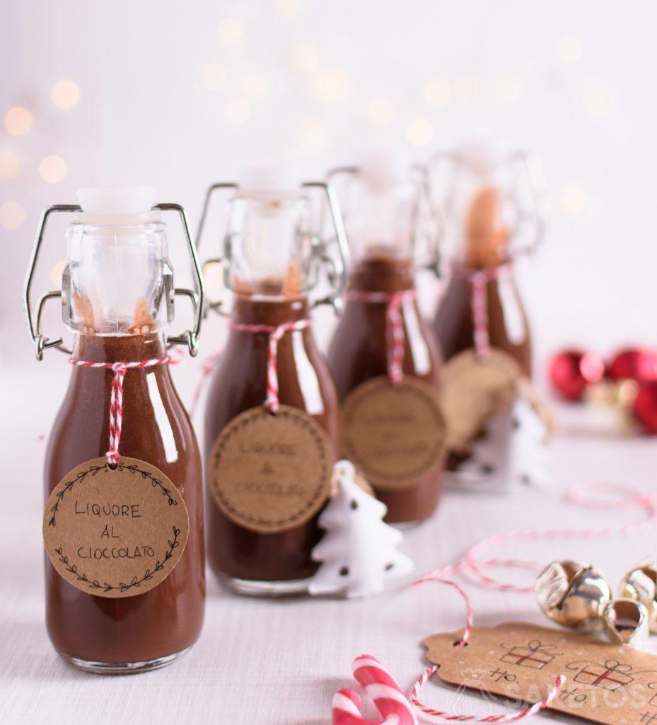 2.La liqueur est un souvenir parfait pour les invités de mariage ou comme cadeau de Noël.