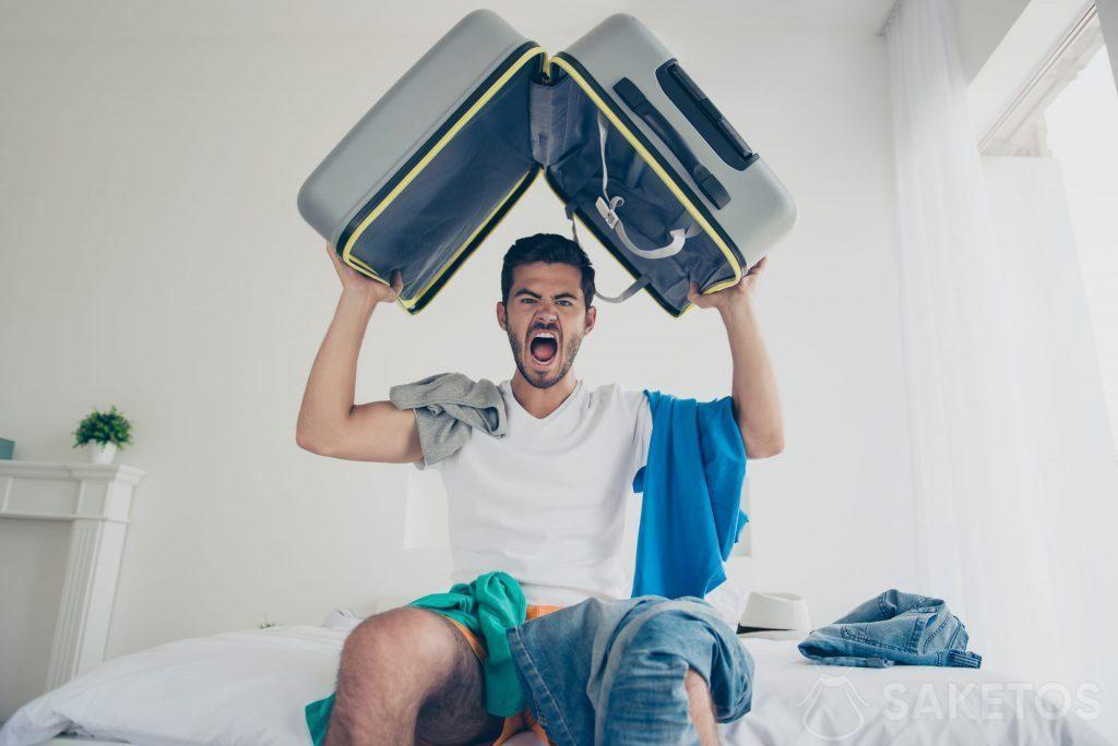 Préparer votre valise peut être simple.