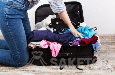 Les organiseurs de bagages vont vous aider à éviter une vue pareille!