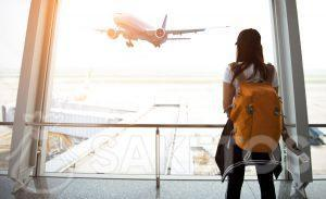 2.Le voyage comfortable avec le sac à dos comme bagage à main