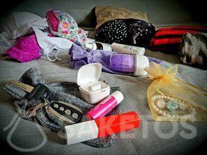 6.Les sacs organiseurs de voyage pour valise