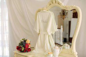 Ce tissu sera parfait pour le mariage et la réception de mariage