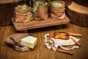 Les sachets écolos pour le savon fait main
